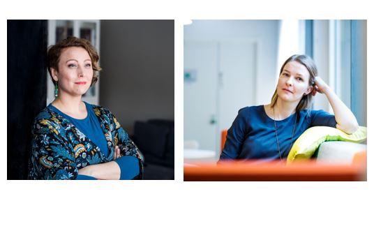 Anni Alatalo ja Katri Jaalamaa